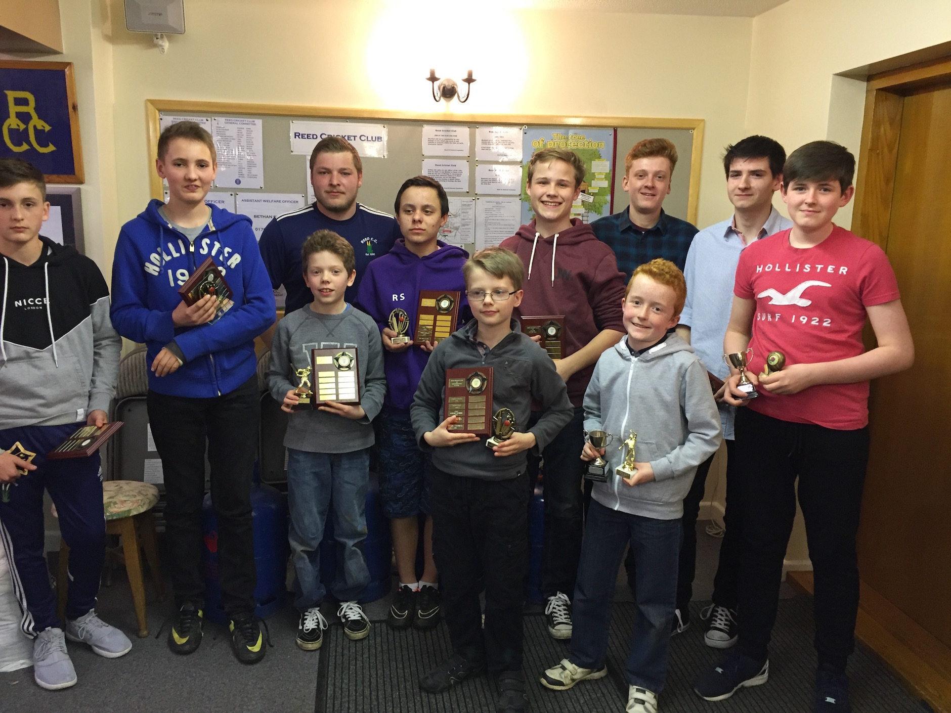 2015 Colts Award Evening