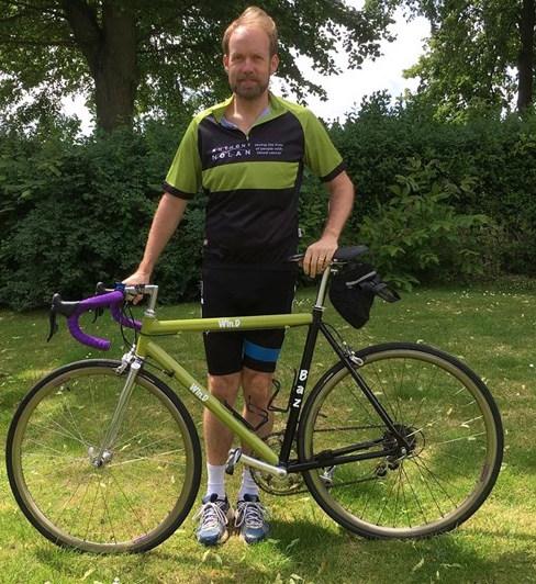 Anthony Nolan Bike