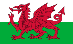 Red Dragon; Flag of Wales