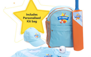 All Stars kit bag