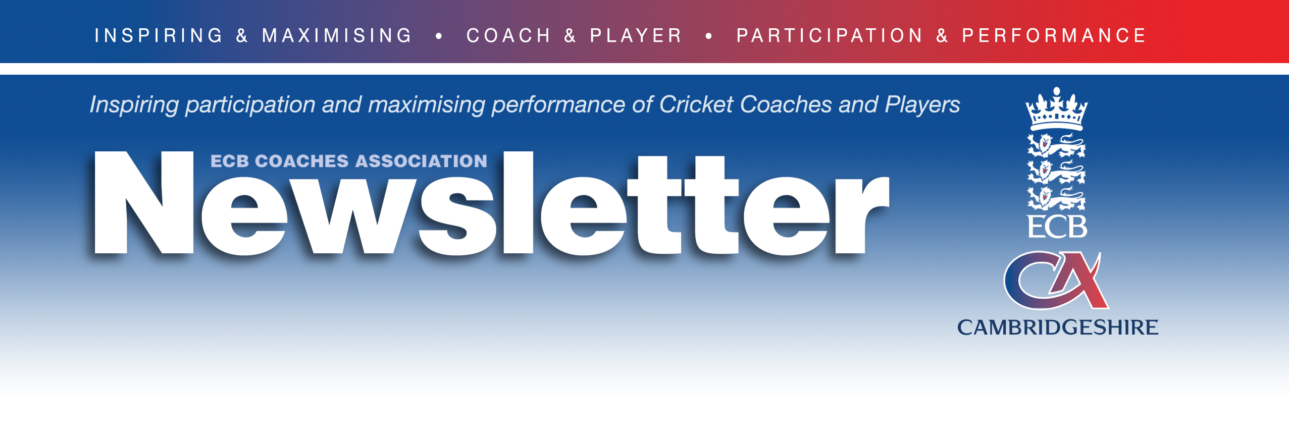 ECB Coaches Association News