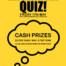 Reed CC Quiz poster May 2019