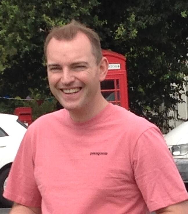 Richard Johnson 2019