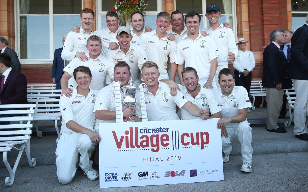 Village Cup Victory!